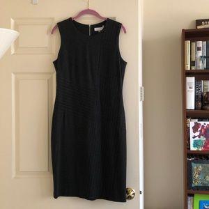 NWT Calvin Klein sheath dress. Size 10.